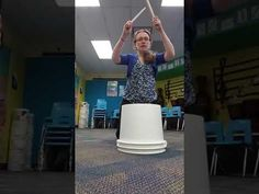 Cheap Thrills - Bucket Drumming - YouTube