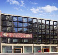citizenM Hotel Bankside London by Concrete Architectural Associates