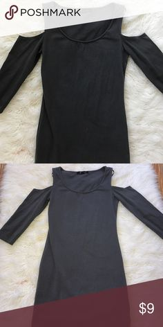 Shoulder cut out dress Same day shipping Forever 21 Dresses Mini