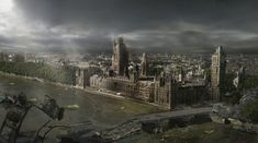 post apocalyptic london - Google Search