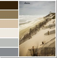 Like this combo of nature based neutrals