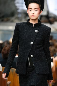 Chanel | Fall 2013 Couture Collection | Style.com