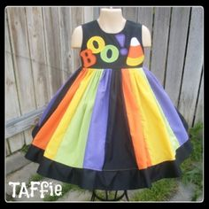 I checked out BOO!  Girls' Halloween Dress on Lish, $21.00 USD