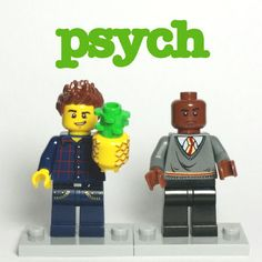 Hey, I found this really awesome Etsy listing at https://www.etsy.com/listing/267623320/psych-custom-lego-minifigure-set