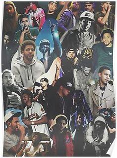 My favorite music artist J cole. Trey Songz, Big Sean, Ryan Gosling, Rita Ora, Nicki Minaj, J Cole Art, J Cole Quotes, Life Quotes, Rap Wallpaper