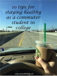 A College Commuter's 10 Tips To Staying Healthy