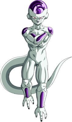 Dragon Ball Z - Frieza form Dragon Ball Z, Gogeta Ss4, Lord Frieza, Goku E Vegeta, Son Goku, Art Anime, Fan Art, Akira, Freezer