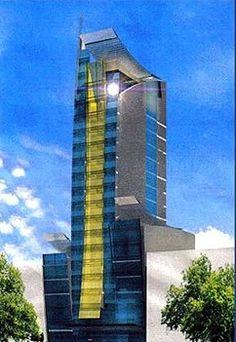Hotel Boca Juniors (Arg) dá início à fase de pré-abertura | Hôtelier News Aviation Training, Training Center, Skyscraper, Multi Story Building, Photos, Design, Openness, Skyscrapers, Pictures