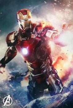 The Avengers-Iron Man.......