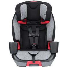 Evenflo Evolve 3 In 1 Booster Car Seat Jet Black Car Seats