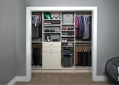 One Day Doors And Closets | Charlotte NC | Explore Walk In Closets Mens  Closet