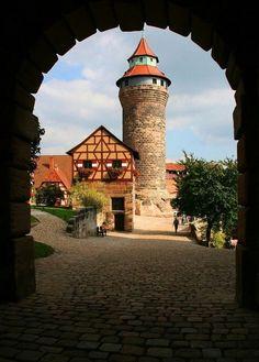 Nürnberg Castle, Germany