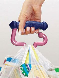 Arthritis Gadgets: Be a Pack Rat