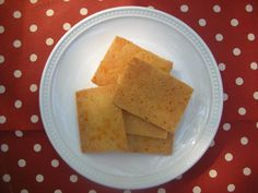 SCD Cheddar Crackers