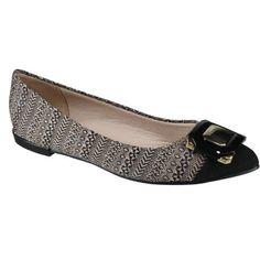 Sapato Moleca Casual 5301.207 - Preto (Tecido Trama/Camurça Flex) - Calçados Online Sandálias, Sapatos e Botas Femininas | Katy.com.br