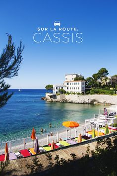One of the best places I've ever been: Cassis in the Côte d'Azur!