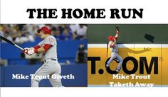 Mike Trout giveth, and taketh away.
