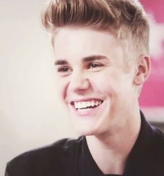 His smile is the most beautiful thing in the world!!