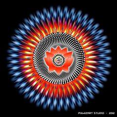 Que todos los seres del Universo estén bien, perfectamente saludables y felices. Namasté. (by Mandala Coloring)