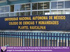 Identifican a encapuchados del CCH Naucalpan, los agresores habían sido expulsados por sus actos violentos dentro de la UNAM.