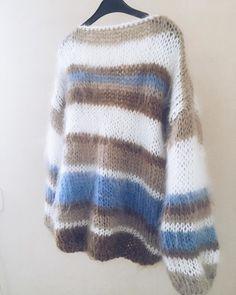 Knitting Blogs, Loom Knitting, Knitting Designs, Knitting Patterns Free, Hand Knitting, Knitting For Kids, Handgestrickte Pullover, Knit Crochet, Crochet Hats