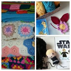 Work in progress // Labor en curso  __________________ #crocheting #workinprogress #crochet #crochetaddict #ganchillo #ganchilleando #ganchilloterapia #ganchilloadicta #craftastherapy #starwarscrochet #starwars #crochetblanket #crochetflowers #lukeskywalker #lukeiamyourfather #labores #amigurumilove #amigurumi #amigurumitoys #starwarsamigurumi by isagilbe