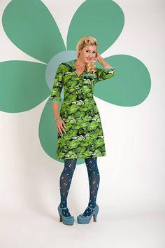 Buy your new dress on newdress.dk  Margot dress: Gina Greenbay Spring 2016 #newdress_dk #retrodress #vintagedress