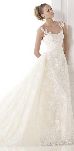 Atelier Pronovias 2015 Haute Couture Bridal Assortment | Wedding