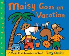 Tuesday, June 30, 2015. Maisy packs her bags and sets off on a fun vacation to the seashore with Panda and Cyril.