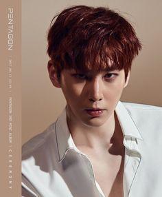 "Shinwon | 3rd Mini Album ""Ceremony"""