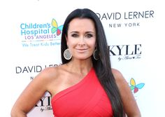 She Didn't Always Look Like This. Kyle Richards Got Plastic Surgery To Boost Her Self-Esteem
