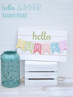 hello-summer-banner-board.jpg 640×849 pixels
