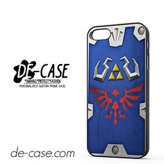 The Legend Of Zelda Hylian Shield DEAL-10827 Apple Phonecase Cover For Iphone SE Case