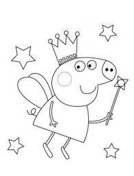 Resultado de imagen para peppa pig coloring pages