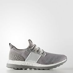 Pure Boost ZG Shoes - Grey