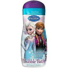 Disney FR Ozen Bubble Bath 24 Oz for sale online Frozen Merchandise, Frozen Toys, After Bath, Health Facts, Bath Time, Frost, Berries, Bubbles, Kids