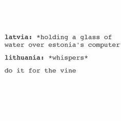 SHIT LITHUANIA... ARE YOU TRYING TO GET LATVIA KILLED?<<< I bet he does #10YearsOfHetalia