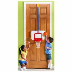 Amazon.com: Little Tikes Attach 'n Play Basketball: Toys & Games