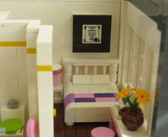 Lego friends house