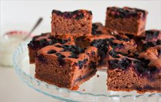 Recept: Jogurtovo – čokoládový koláč - KAMzaKRÁSOU.sk