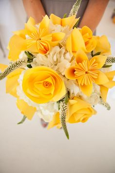 To the Bride and Groom: Lemon, Sunshine Punch, Buttercup Yellow, Silver - Grey Charcoal & the old world charm ...