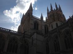 Claustro de la Catedral de Burgos (17-08-2015)