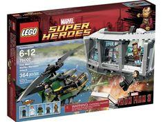 Iron Man 3 Lego Superheroes Images