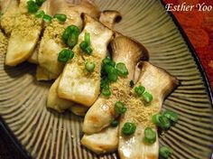 에스더의 요리세상 > 반찬/나물 | 2008-01-30 (Wed) 10:10 조회 : 12207 몸에 좋은 버섯구이, 고기 구...