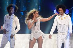Beyonce launched her U.S. tour last night!