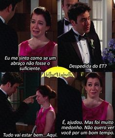 How I Met Your Mother, Movies And Series, Tv Series, Stranger Things Natalia Dyer, Ted And Robin, Ted Mosby, Yellow Umbrella, Himym, Literally Me