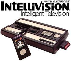 images of intelevision   MATTEL ELECTRONICS – INTELLIVISION   ∆ + 0 / 9