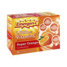 www.influenster.com/r/3070997 Emergen-C Vitamin C 1000 mg, Super Orange