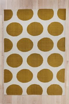 Magical Thinking Giant Dot Rug - Urban OutfittersGiant Dot rug