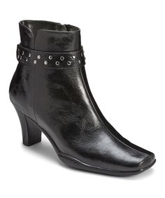Black Cingalong Ankel Boot | Daily deals for moms, babies and kids